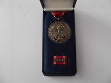 ^ (A16-17) Bundeswehr Einsatzmedaille KFOR Bronze im Etui