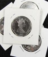 Gibraltar Coin 50p UNC, Christmas