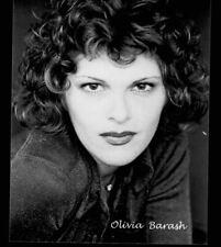 OLIVIA BARASH - 8x10 Headshot Photo w/ Resume - Fame
