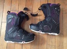boots 27 snowboard femme en vente | eBay