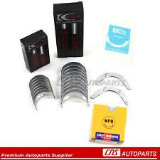 1ZZFE KING Bearing Kit NPR Piston Rings 98-08 Toyota MATRIX XR PONTIAC 1.8L DOHC