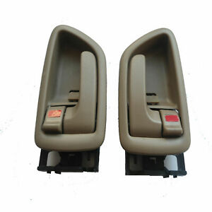 For Toyota Sequoia Tundra Inside Front Rear Left Right Side Door Handle 01-07