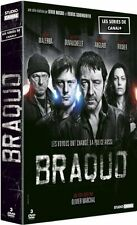 "dvd ""Braquo - Temporada 1 ""-Estuche 3 dvd NUEVO EN BLÍSTER"