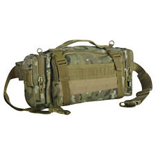 NEW - Military Deployment Utility MOLLE Waist Pouch Bag - GENUINE MULTICAM