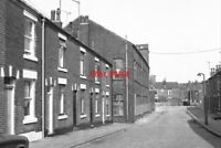 PHOTO  1979 CORBETT STREET AND VICTORIA MILL ROCHDALE LANCASHIRE TAKEN FROM THE