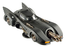 ELITE 1992 BATMAN RETURNS BATMOBILE CULT CLASSICS 1/18 BY HOTWHEELS BLY24