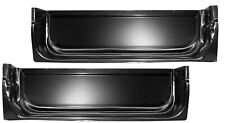 Inner Door Bottom fits 67-72 Chevy & GMC Pickup Blazer Jimmy Suburban-PAIR