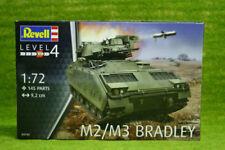 M2 Kit de militar M3 Bradley 1/72 Revell 3143