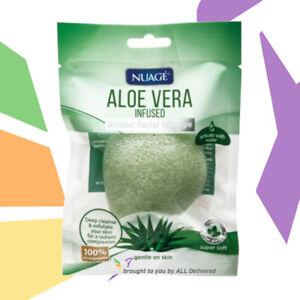 Konjac Sponge Konjac Facial Sponge Aloe Vera Cleanser Exfoliator Biodegradable