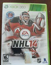 EA Sports NHL 14 - Xbox 360 Game - Includes Original Case no instructions
