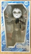"pullip EDWARD SCISSORHANDS hands silver Taeyang 12"" doll 2007 Groove F-921 new"