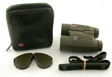 LEICA Trinovid 7x42 grün green Germany premium Fernglas binoculars mint top