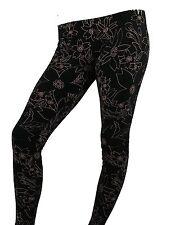 Nike Leg A See Hawaiian II Print Leggings Black 823703-010 $50 Womens S SMALL SM