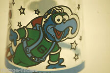 Henson Muppets in Space #4 Gonzo Great Blasts Off Jelly Jar Glass Animation Art