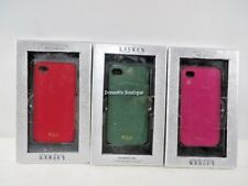 Ralph Lauren Newbury Iphone 4S Case New In Package  ($12.) Choose One .