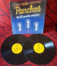 LOS PANCHOS **Todo - 24 Grandes Canciones** PROMO 1990 Spain 2-LP SET GATEFOLD