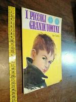 LIBRO-Piccoli grandi uomini 1972 di LYa Carini Alimandi (Autore)