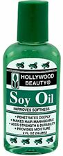 Hollywood Beauty Soy Oil, 2 oz