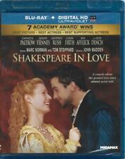 Shakespeare In Love (Blu-ray Disc + Digital Hd, 2014) New! Read!
