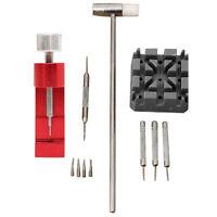 1X(11 PZ/Set Strumento per La Rimozione di Riparazione Dell'Orologio Perni U6C5
