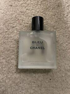 bleu de chanel 3.4 oz fl after shave lotion