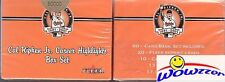2001 Fleer Cal Ripken Jr. Career LE 20 Box Set CASE+20 1982 ROOKIE RP $1,000