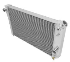 SubZero Radiator for Chevrolet Chevy S10 (W/ V8 Conversion) AT/MT 1982-2002