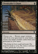 MTG 4x GHOULCALLER's CHANT - CANTO DELL'EVOCAGHOUL - ISD - MAGIC