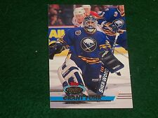 grant fuhr (buffalo sabres-goalie) 1993/94 topps stadium club card #260 mint
