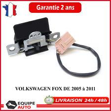 Serrure de coffre électrique pourVOlkswagen Fox de 2005 à 20011