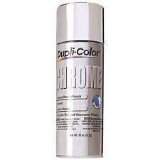 Duplicolor CS101 Instant Chrome Metallic 11 oz. Aerosol Spray Paint