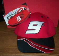 BILL ELLIOTT #9 CHASE RED & BLACK HAT BRAND NEW!!!!!!!