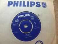 "Paul and Paula – Hey Paula 1962 7"" Philips 304012 BF"