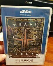 Quake III Gold - PC GAME - FREE POST