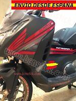 Kit Vinilos Adhesivas Honda Integra S Completo Ruedas Moto Pegatinas STICKER