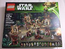 New SEALED - Lego Star Wars UCS 10236 Ewok Village - 1990 Pieces - FREE SHIPPING