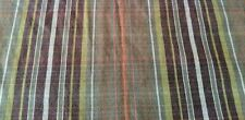 Ralph Lauren Discontinued STANDARD SIZE Pillowcase in Brown Madras Plaid