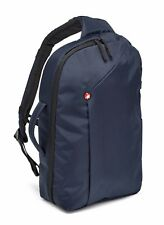 Manfrotto NX Sling Bag in Blu Nuovo Con Scatola Uk Stock