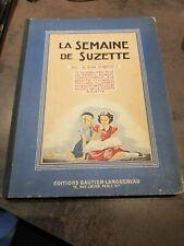 La semaine de Suzette Album n°2 de 1952 – Editions Gautier Languereau Paris