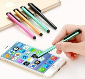 5Universal Touch Screen Stylus Pen For All Smartphone Tablet iPhone iPad Samsung
