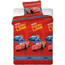 DISNEY parure de lit housse couette + taie oreiller CARS 140 x 200 cm neuve