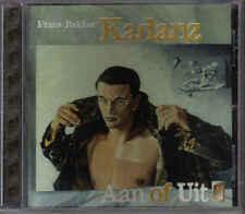 Frans Bakker Kadanz-Aan Of Uit cd album