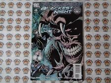 Blackest Night (2009) DC - #4, Black Lanterns Against All, Johns/Reis, NM-
