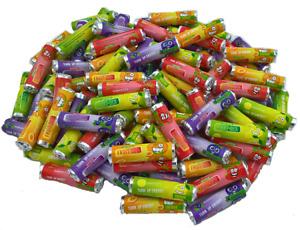 400 Traubenzucker Röllchen mit Fruchtgeschmack Top Giveaway Mitbringsel