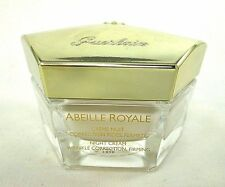 Guerlain Abeille Royale Night Cream Wrinkle Correction Firming - 1.6 oz -
