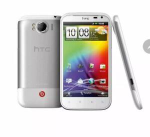 Brand New HTC Sensation XL 8GB X315E White Unlocked Smartphone - 12M Warranty