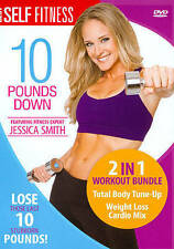 Jessica Smith: 10 Pounds Down - Total Body Tune-up/Weight Loss Cardio Mix (DVD)