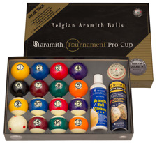 Aramith Tournament Value Pack BRAND NEW Free Shipping CANADA & USA