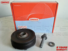 FOR ROVER 75 MGZT FREELANDER 2.0 CDTi TD4 CORTECO ENGINE CRANK SHAFT PULLEY