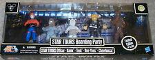 STAR WARS DISNEY BOARDING PARTY TOURS TEEK KAINK EWOKS BRAND NEW UK